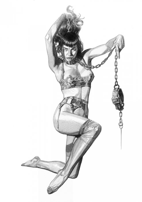 01- Betty Page