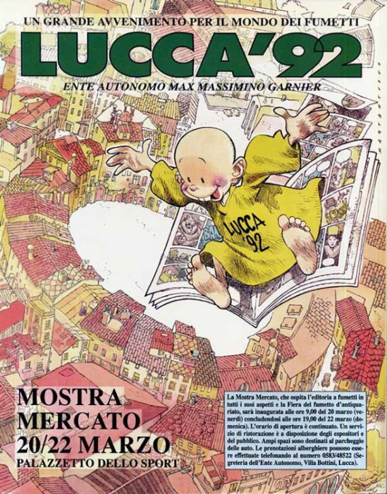 Lucca 1992